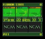 NCAA Football Genesis Choosing play