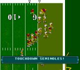 NCAA Football Genesis Diving always gain a few extra yards