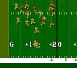 NCAA Football Genesis Passing through here means a sure touchdown