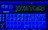 Fugitif: Les Aventures de Jack Bludfield - Part 1 Amstrad CPC Diana gives you a photo and a message to forward