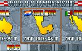F17 Challenge Amiga First circuit in 'World Championship' mode