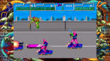 Teenage Mutant Ninja Turtles Xbox 360 Compulsory skateboard level