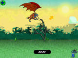 Cyberchase: Castleblanca Quest Windows The Haunting Hang Gliders game