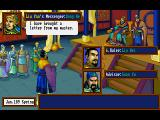 Romance of the Three Kingdoms III: Dragon of Destiny DOS Let's see what kind of a letter you have there...