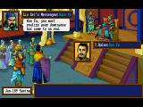 Romance of the Three Kingdoms III: Dragon of Destiny DOS You decide to threaten a neighbor. He is annoyed
