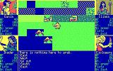 Scavengers of the Mutant World DOS You leave the ruins and exit to the world map