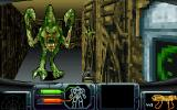 In Extremis DOS A menacing alien threatens the player