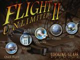 Flight Unlimited II Windows Main menu