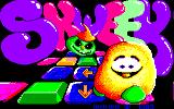 Skweek Amstrad CPC Title Screen