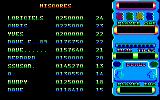 Skweek Amstrad CPC High Scores