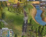Sid Meier's Railroads! Windows Driving cattle to slaughterhouse.