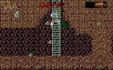 Ninja Rabbits Atari ST The sprite jumps up ladders, rather than conventionally climbing them