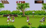 Ninja Rabbits Atari ST More types to fight