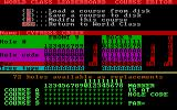 World Class Leader Board DOS Course Editor (Selection)