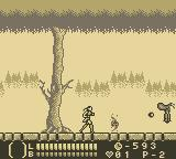 Castlevania Legends Game Boy First Level