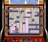 Donkey Kong Game Boy A vertically-scrolling level. (Super Game Boy)