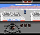 Bill Elliott's NASCAR Challenge NES Drivers, start your engines