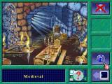 The Crystal Maze DOS Medieval zone