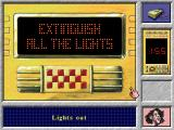 The Crystal Maze DOS Lights out