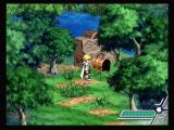 Ar tonelico: Melody of Elemia PlayStation 2 Exploring a forest near the beginning of the game; I found a treasure!