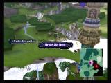 Ar tonelico: Melody of Elemia PlayStation 2 Part of the world map