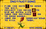 Skunny: Special Edition DOS Instructions
