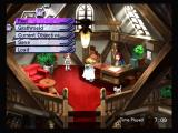 Ar tonelico: Melody of Elemia PlayStation 2 At an inn you can rest, save the game, etc...