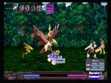 Ar tonelico: Melody of Elemia PlayStation 2 Ah, large creatures attacking!
