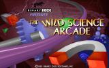The Wild Science Arcade DOS Title screen