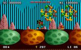 Zool 2 DOS Start of the first level