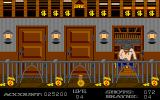 Gunshoot Amiga A thief's hand is stealing money