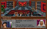Warriors of Legend DOS A temple