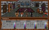 Warriors of Legend DOS Combat