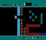 Bokosuka Wars NES Only King Suren can break the barrier to make way to his army