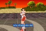 Dead or Alive SEGA Saturn Here's an example of an alternative costume.