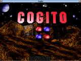 Cogito Windows 3.x Title screen