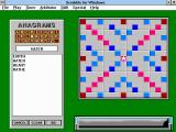 Deluxe Scrabble for Windows Windows 3.x Anagram generator