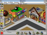 SimTown Windows 3.x Zoom max ( really nice pixel art )