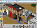 SimTown Windows 3.x More of that gorgeous pixel art