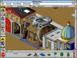 SimTown Windows 3.x After earthquake