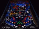 Pro Pinball: The Web DOS screen