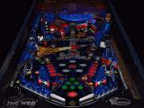 Pro Pinball: The Web DOS About to begin a game