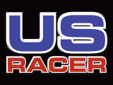 US Racer Windows Title screen