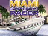 Miami Speedboat Racer Windows Title screen