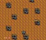 Legendary Wings NES A bunch of knight statues fling their heads at you