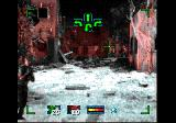 Surgical Strike SEGA CD Presented with a fork in the road