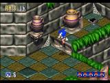 Sonic 3D Blast Windows Marble Zone, Sonic 3D Version.