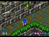Sonic 3D Blast Windows The most pointless trap ever?