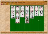 Serious Solitaire Windows Game over