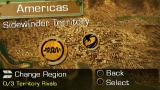 Full Auto 2: Battlelines  PSP Territory selection